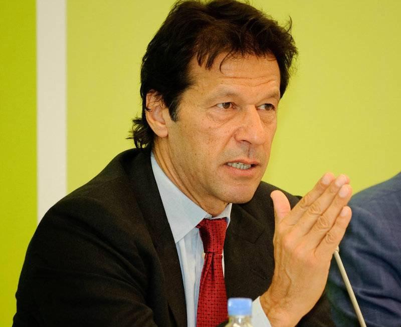 Imran Khan congratulates PML-N over AJK victory