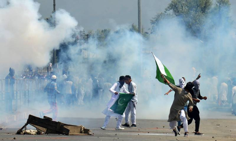 Dozen killed, thousands injured in Indian-occupied Kashmir as unrest enters its 17th day