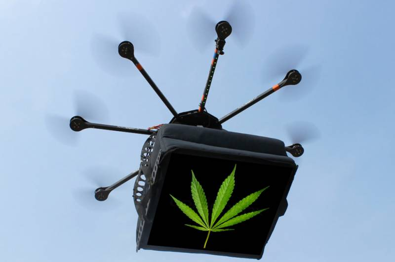 Innovation in crime: UK man sentenced for using drone to sell drugs in prison
