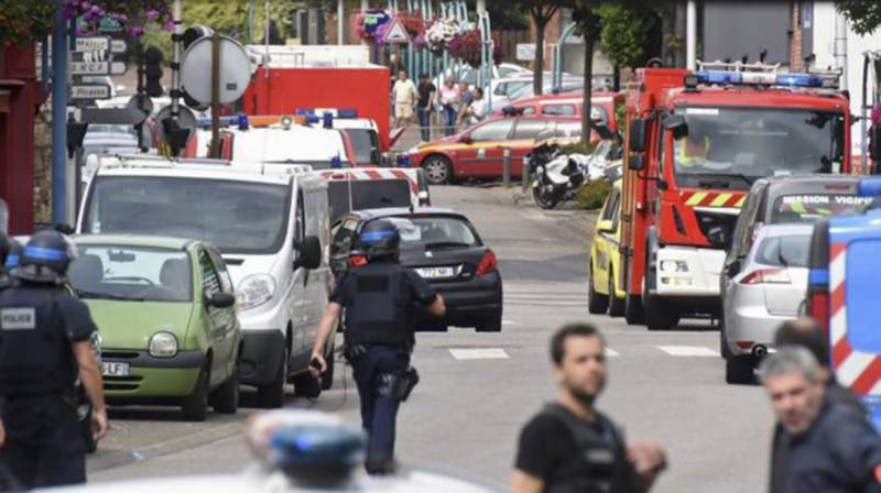 Attack on Catholic church in France latest in ISIS' promised war on Christianity
