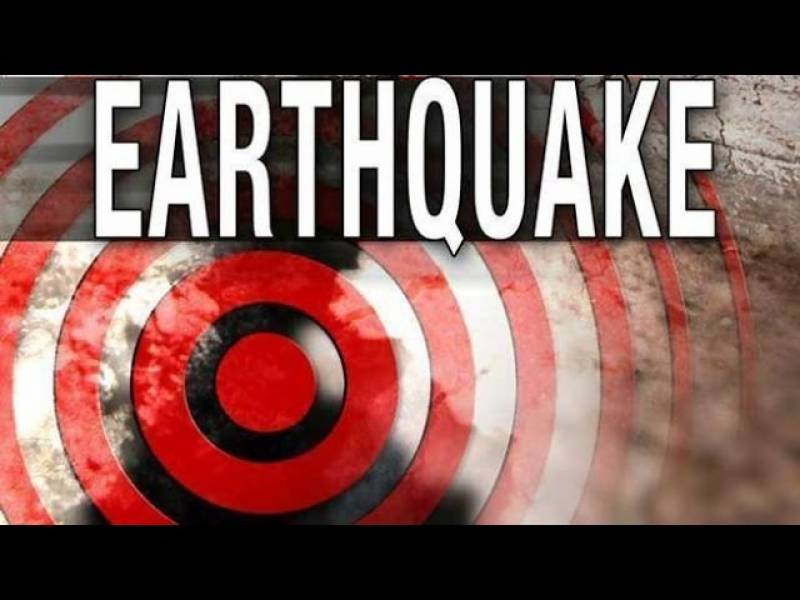 Earthquake rocks various districts of Khyber Pakhtunkhwa