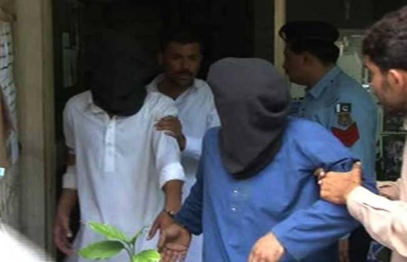 Facilitators of banned terrorist organization arrested in Mardan