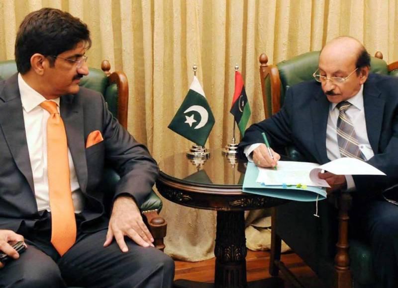 Nominated CM Murad Ali Shah identifies greatest challenge of new Sindh govt