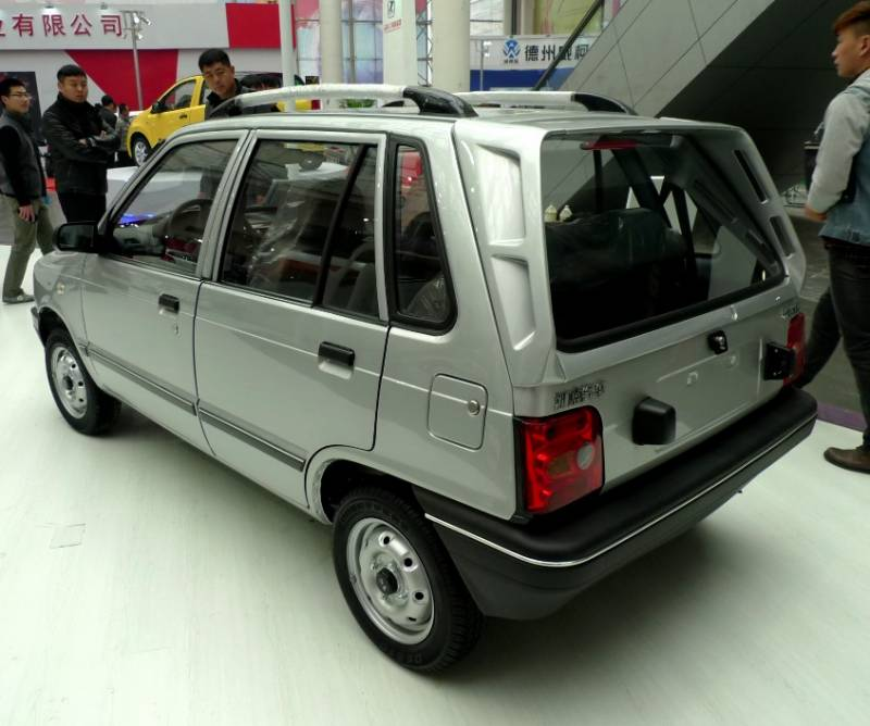 Now buy China's cheapest car as firm wants to set up auto unit in Pakistan