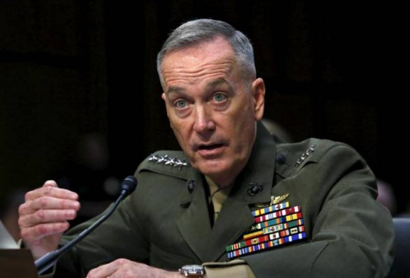 Our work in Afghanistan still not complete: US military chief
