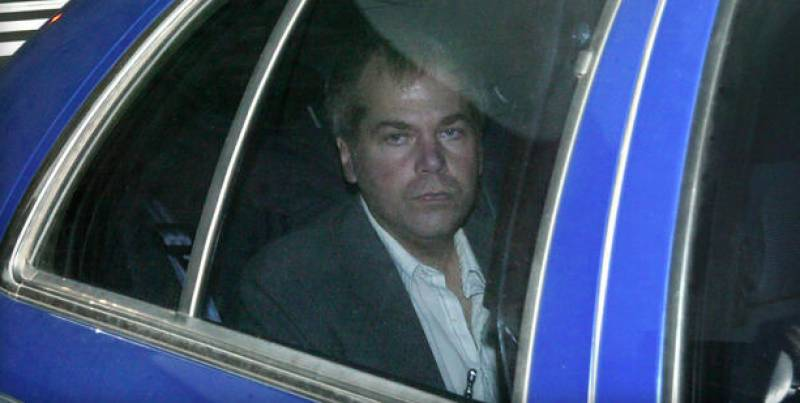 Ronald Reagan's would-be assassin released today after 35 years in custody