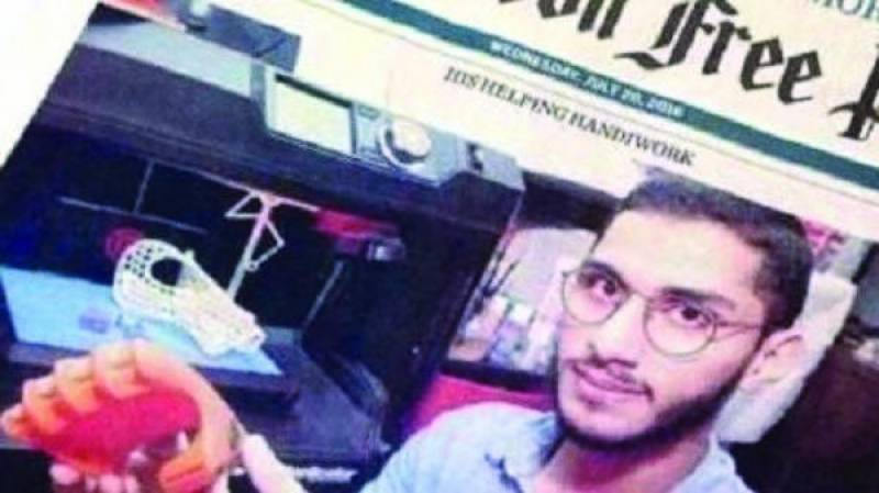 Saudi student makes headlines in Canada for giving new hope to child war victims