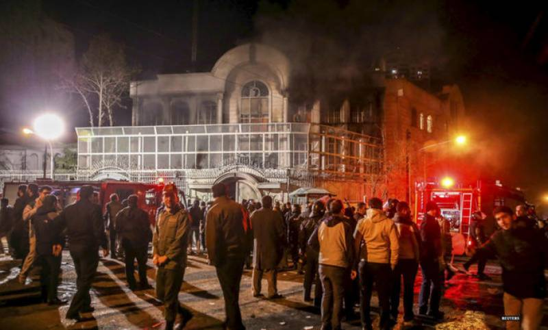 Tehran court goes soft on Saudi Embassy attackers in response to