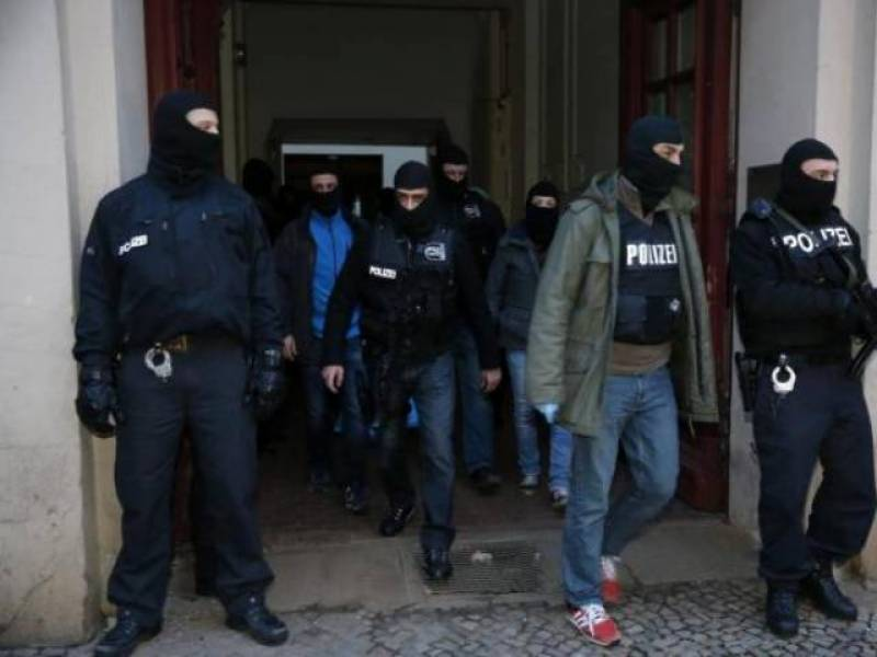 German police arrest teenage psychiatric patient for yelling
