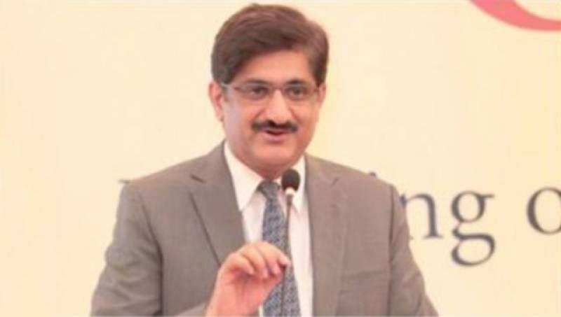 Murad Ali Shah elected as new Sindh CM