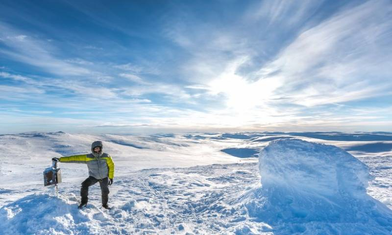 Norway may give neighbor Finland breathtaking present for hundredth birthday