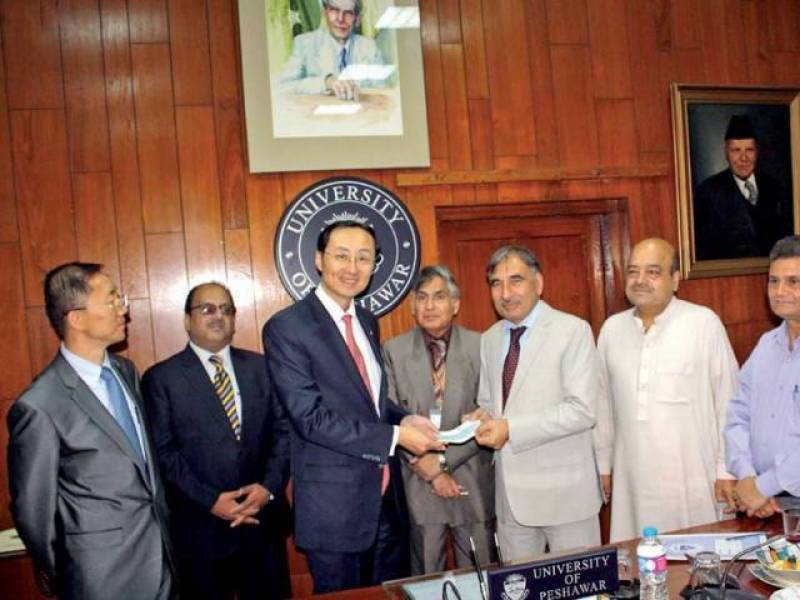 Pak-China ties: University of Peshawar to set up dedicated China Study Centre
