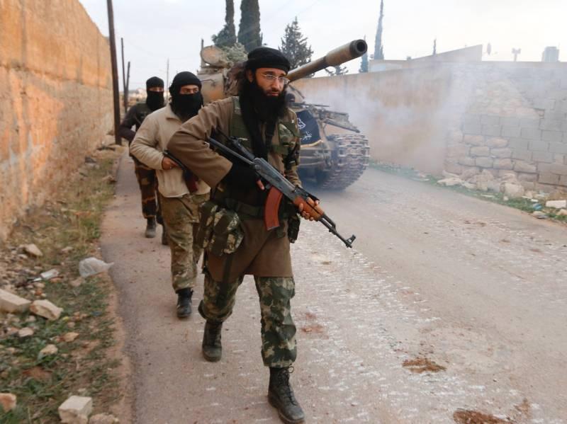 Syrian Nusra Front and Al-Qaeda split up
