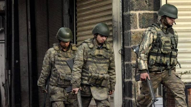 5 Turkish soldiers killed in ambush