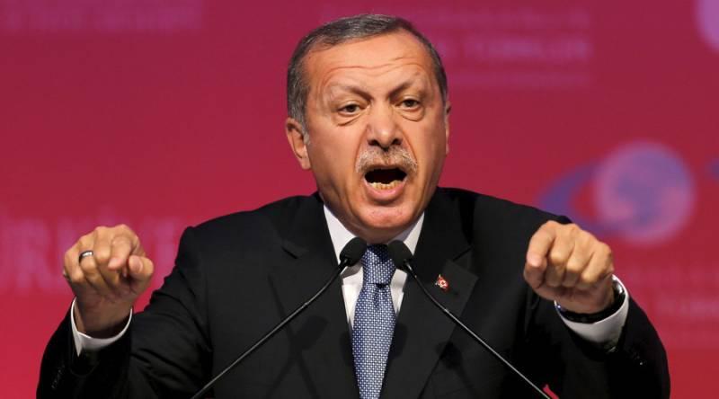Erdogan says West not Turkey's friend, should mind its own business