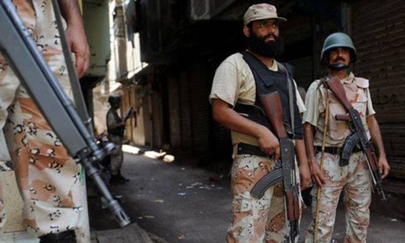 Roadside blast kills Rangers official in Larkana