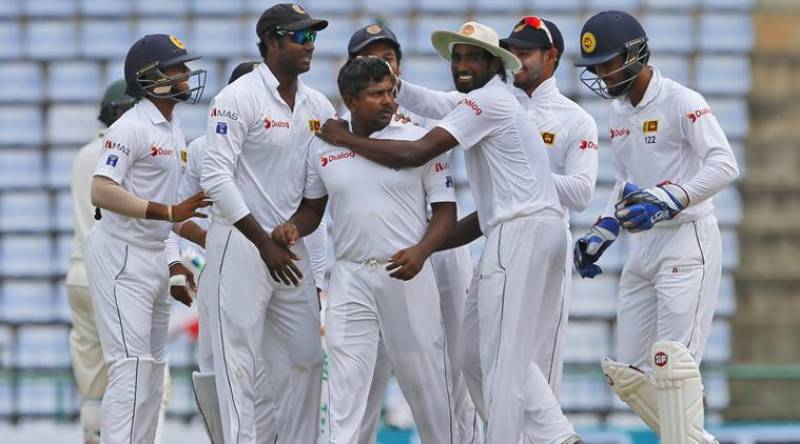 Sri Lanka beat Australia by 106 runs in 1st Test