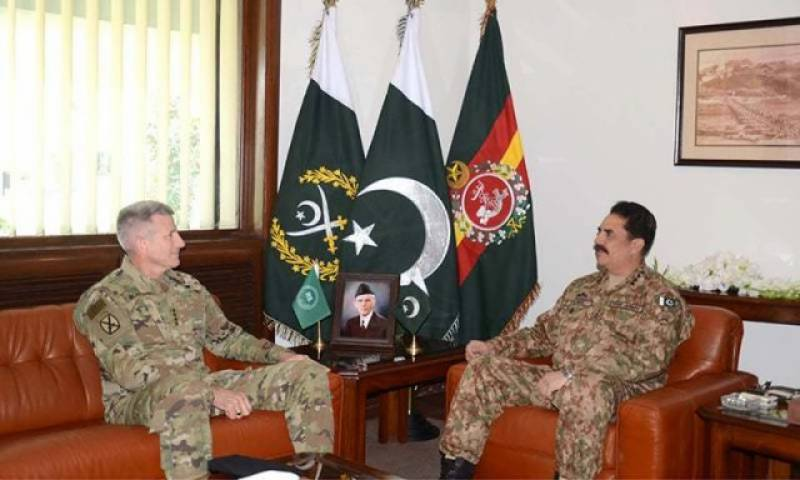 COAS contacts General Nicholson after helicopter crash
