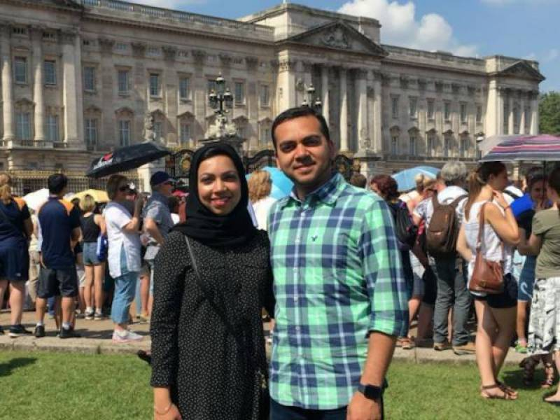 Pakistani-American couple kicked off US flight 'for sweating, saying Allah': Air line says it investigates couple's claim