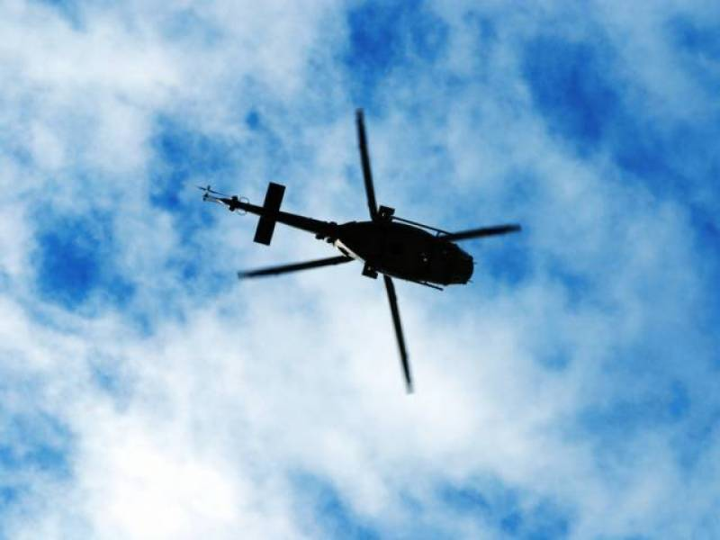 Taliban confirm crew of crashed Pakistani helicopter safe, in their custody
