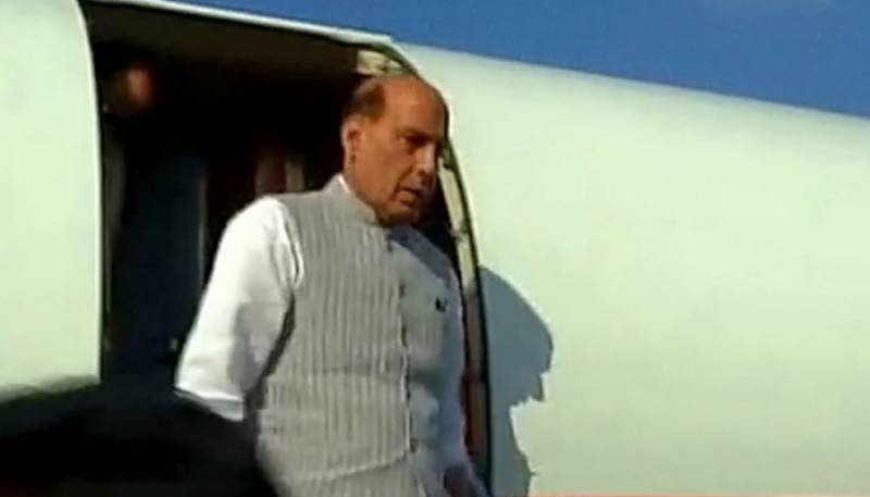 The weird reason why Rajnath Singh visited the washroom 8 times during the SAARC meet