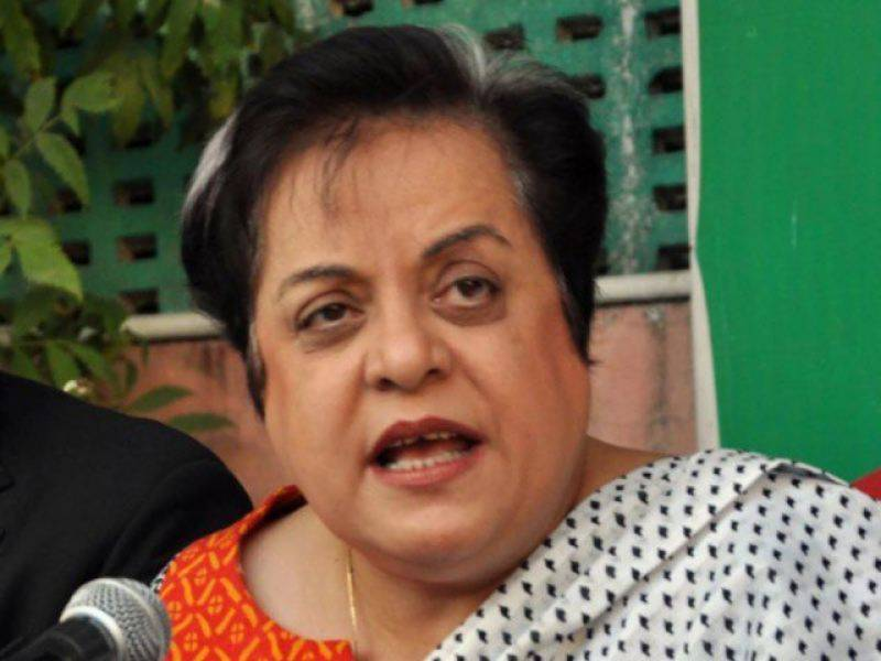 Why is Pakistan doing this with Israel? Shirin Mazari in the NA
