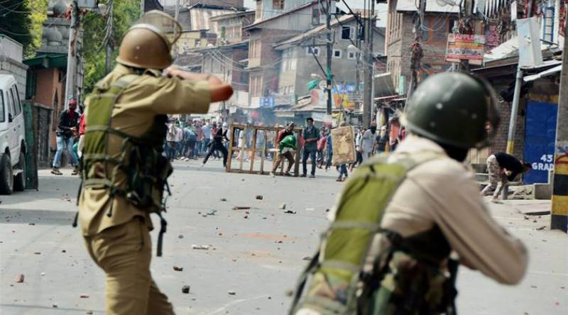 Indian troops martyr four more in occupied Kashmir