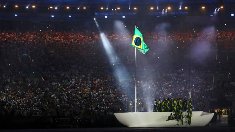Rio Olympics kicks off after a glittering opening ceremony