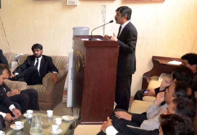 Balochistan Bar president Bilal Anwar Kasi gunned down in Quetta