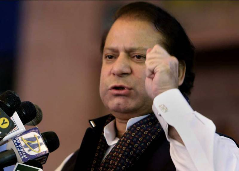 PM Nawaz to perform groundbreaking of Shorkot Khanewal section of M 4 motorway on Saturday