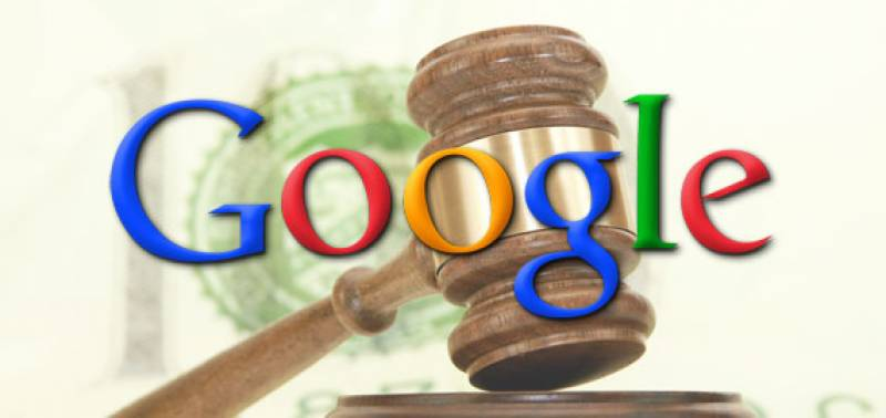 Russia slaps Google with $6.8 million fine