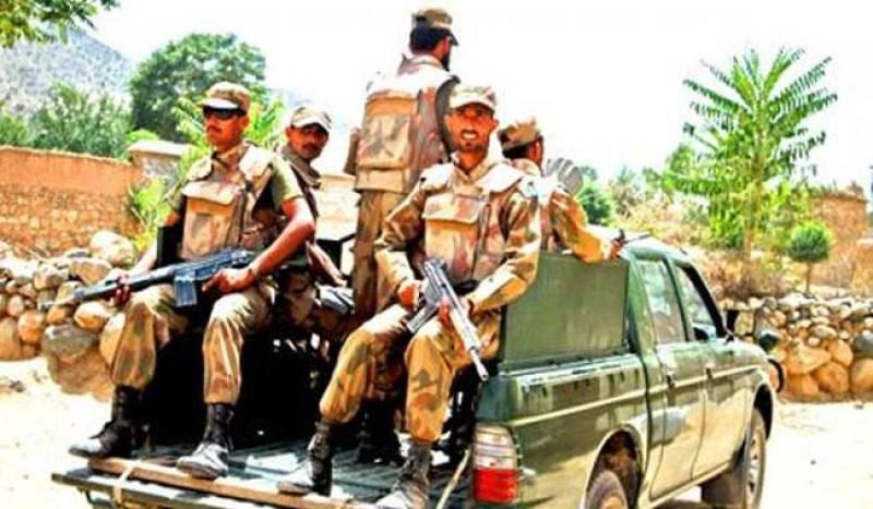 Six terrorists held in Rawalpindi combing operation