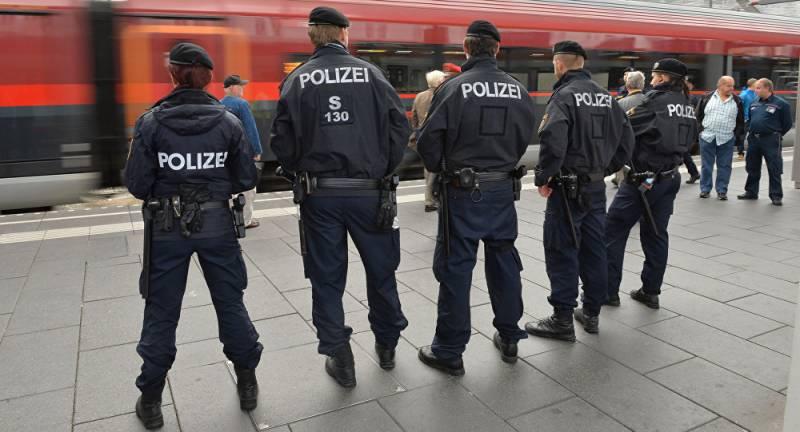 Austria arrests nine Iraqis over gang rape of German Woman