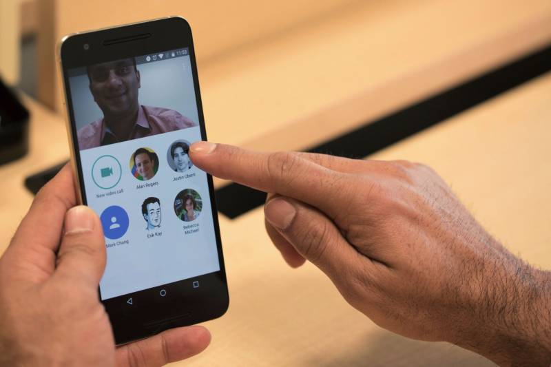 Google releases its own video calling app