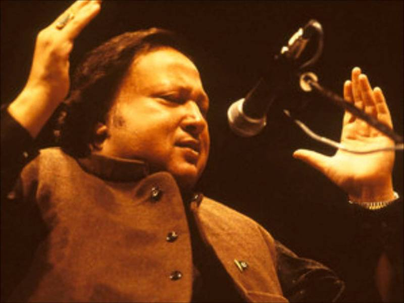 Nusrat Fateh Ali Khan being remembered on 19th death anniversary