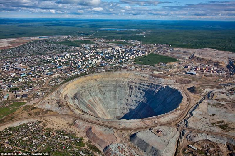 This is the most expensive hole in the world
