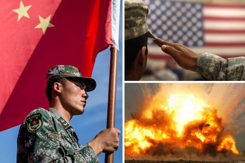 US and China preparing for World War 3: Research Paper