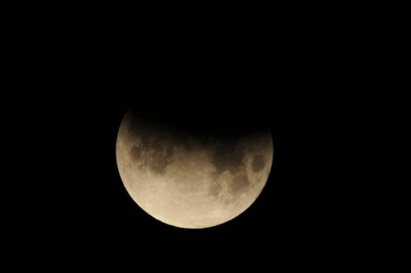 2016's second Lunar Eclipse on Thursday, but you won't be able to witness it