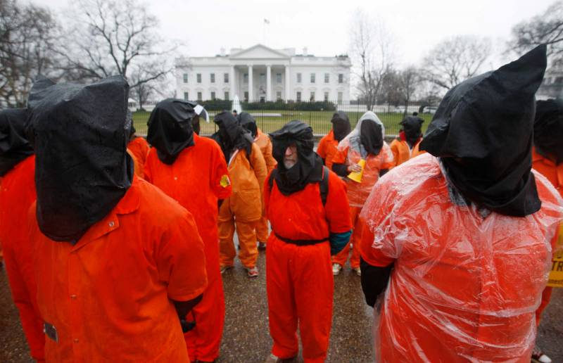 6 most horrific torture techniques America used at the Guantanamo Bay