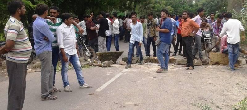 Dalits under attack in India again