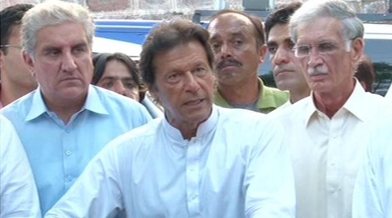 Nawaz gave twin mega offers to Gen. Raheel, claims PTI chief