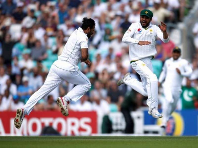 Pakistan gains 2nd position in fresh Test rankings