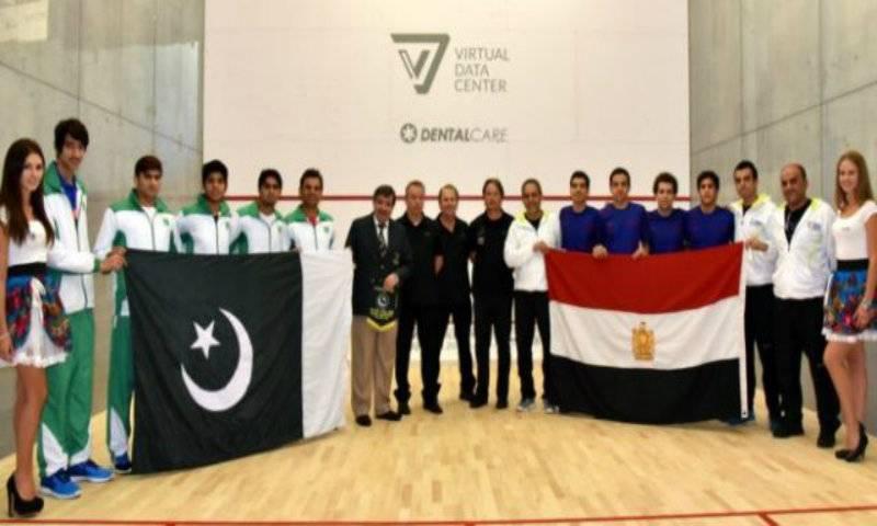 Pakistan wins World Junior Squash championship