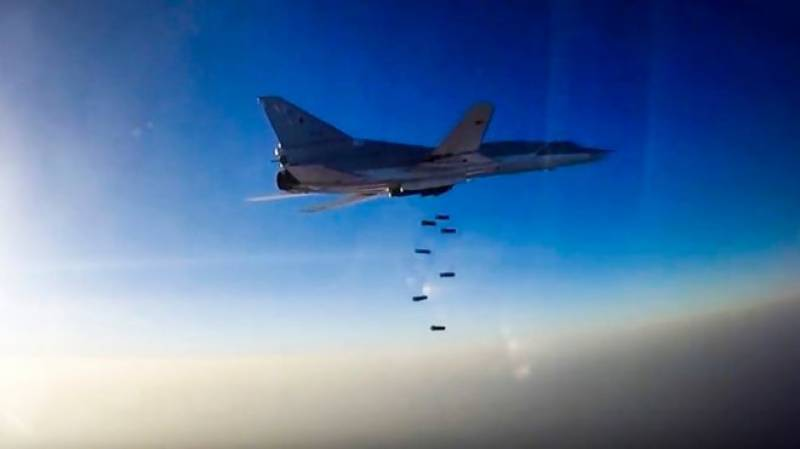 Russia uses Iranian airbase to launch strikes in Syria