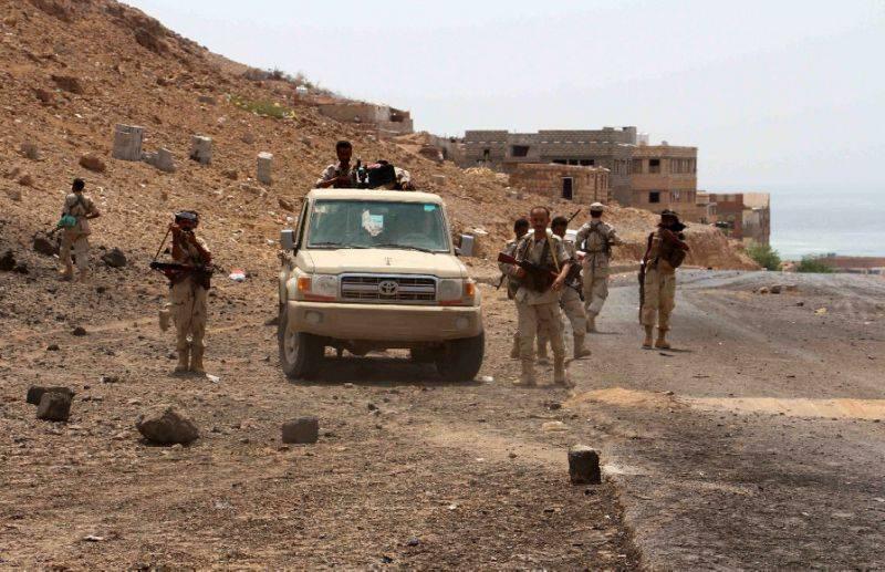 Seven Saudis killed in Yemen rebel shelling