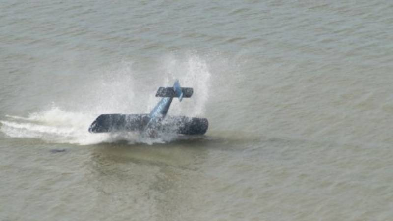VIDEO: Plane crashes into sea during Herne Bay Airshow