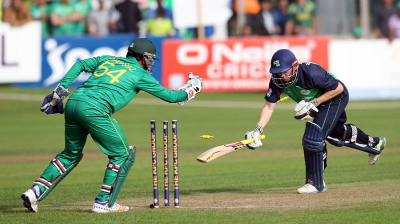 Pakistan vs Ireland 2nd ODI abandoned due to rain