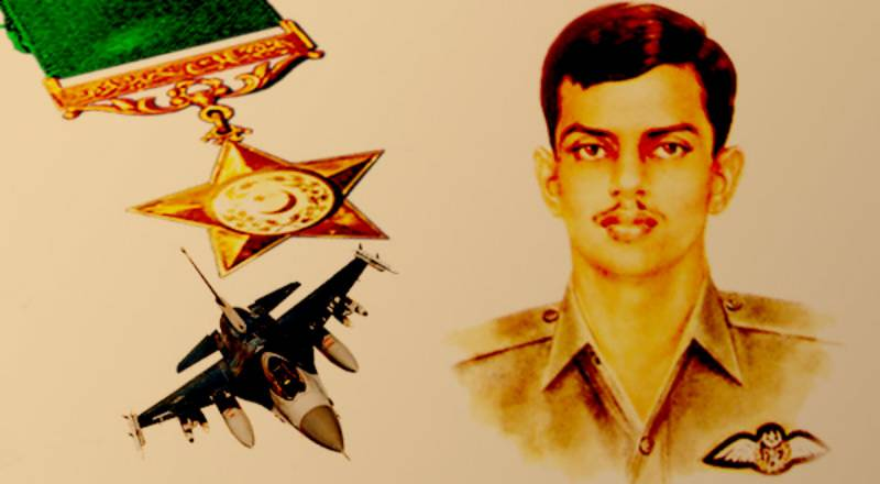 Rashid Minhas being remembered on his 45th martyrdom anniversary