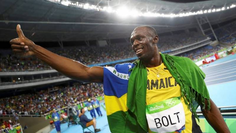 Rio Olympics 2016: Bolt seals 'triple triple' win with Jamaica relay gold
