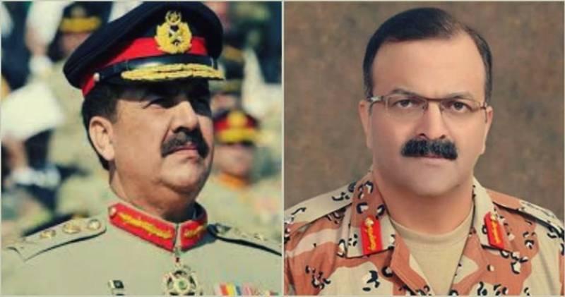 Army Chief directs DG Rangers to arrest perpetrators of Karachi unrest
